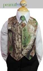 Camo Vest and long tie camo vest, weddding, rustic, ringbearer, mens wearhouse, gino tux, kids tuxedos, black tie