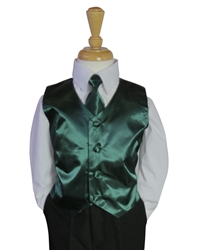 Hunter Vest and tie