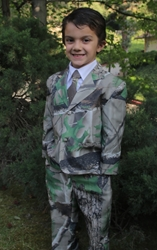 Joey camo suit ringbearer, tuxedos, black tie, mens wearhouse