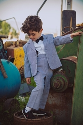 Johnny B boys suit, boys tuxedo, ring bearer, flower girl, black tie formal, usher, cute ring bearer, ring security , boys formalwear