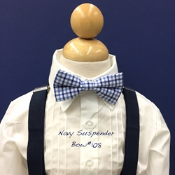 Navy suspender - 108 bow kids suspenders, kids tuxedo, formalwear, black tie wedding, kids clothes, mens wearhouse, childrens tuxedos