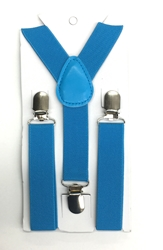 Suspender - Aqua aqua, wedding, suspenders, kids suspenders, rustic wedding