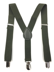 Suspender - Hunter GReen